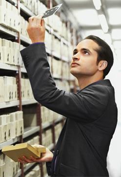 microfiche scanning service