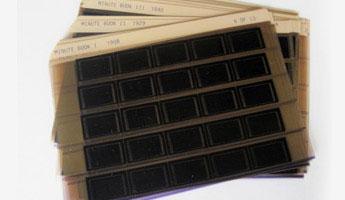 Microfilm vs Microfiche vs Aperture Cards vs Digital Documents